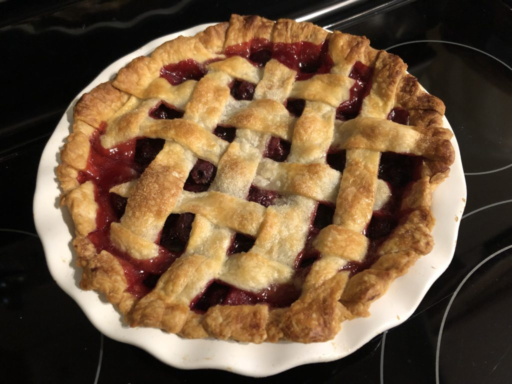 Haskap Pie